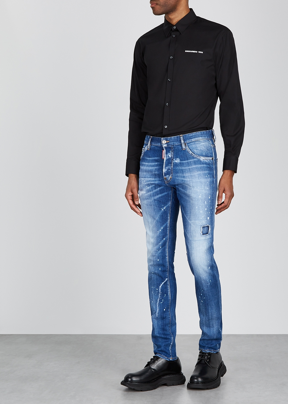 The best men's jeans for the spring-summer season. We choose in accordance with the latest fashion trends