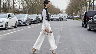 A surge of white in the latest women