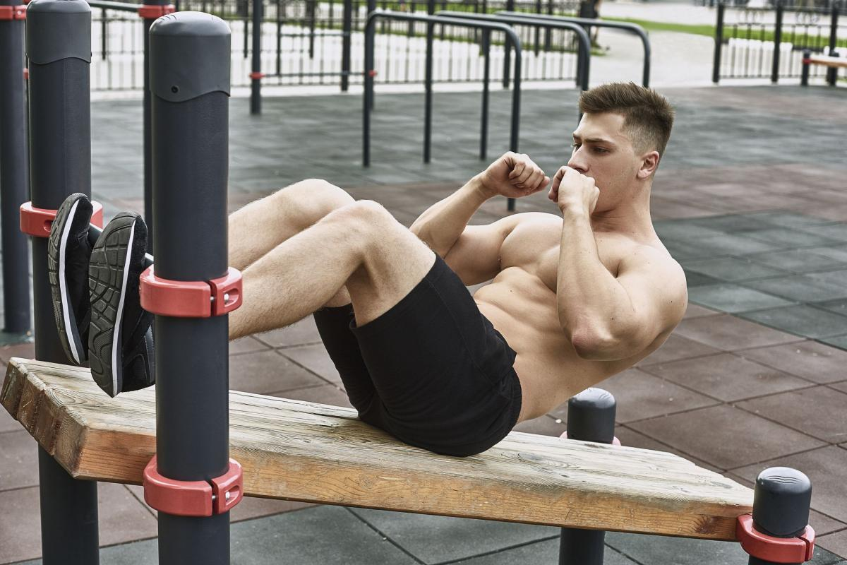 Why do you really need a street workout