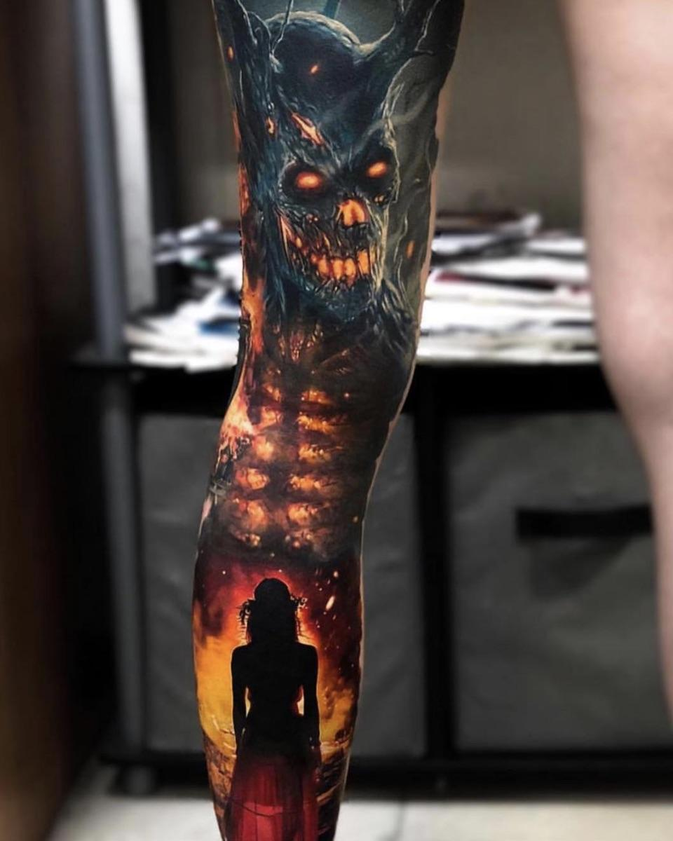 22 trendy badass tattoo ideas for men. What kind suits you best?