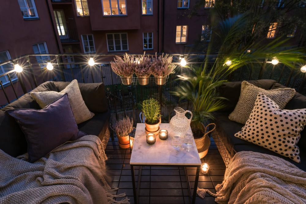 15 ways to turn your small balcony space into a blooming oasis