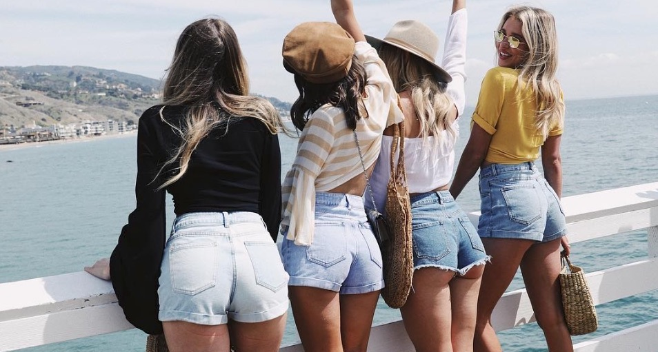 Making your look even more attractive with new shorts