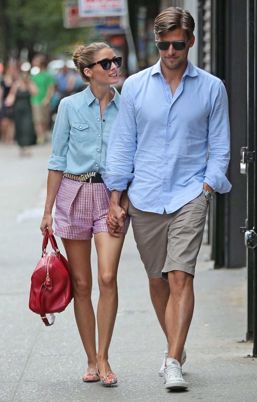The best examples of perfectly dressed couples in the summer season