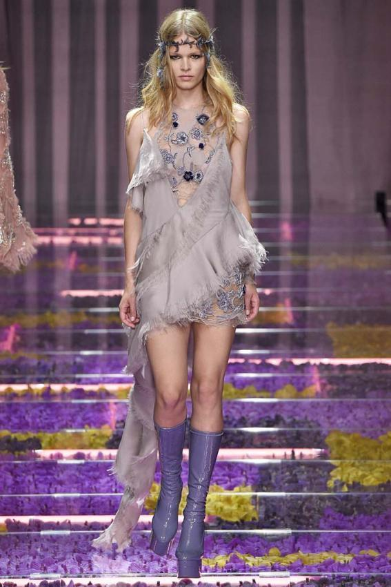 Versace     Haute Couture     Fall 2015