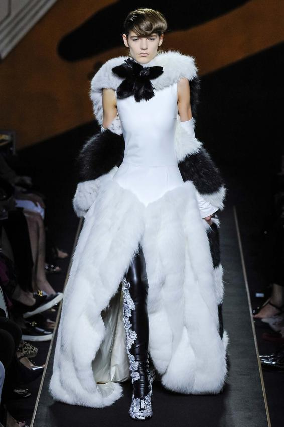 Fendi Couture show in Paris