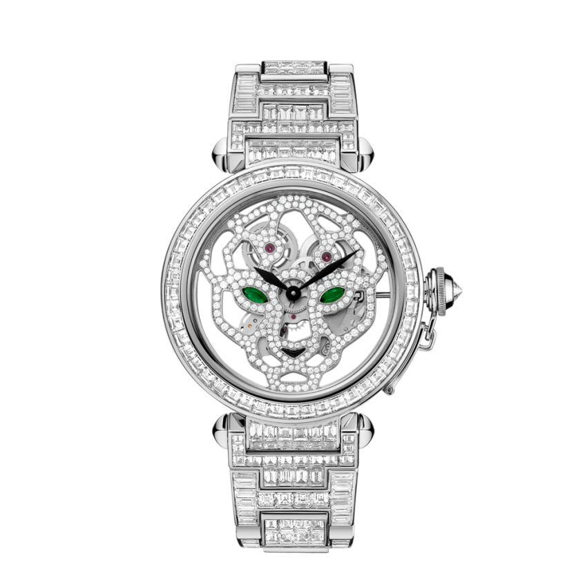 CartierThe secret watch: Time for a hint of fantasy