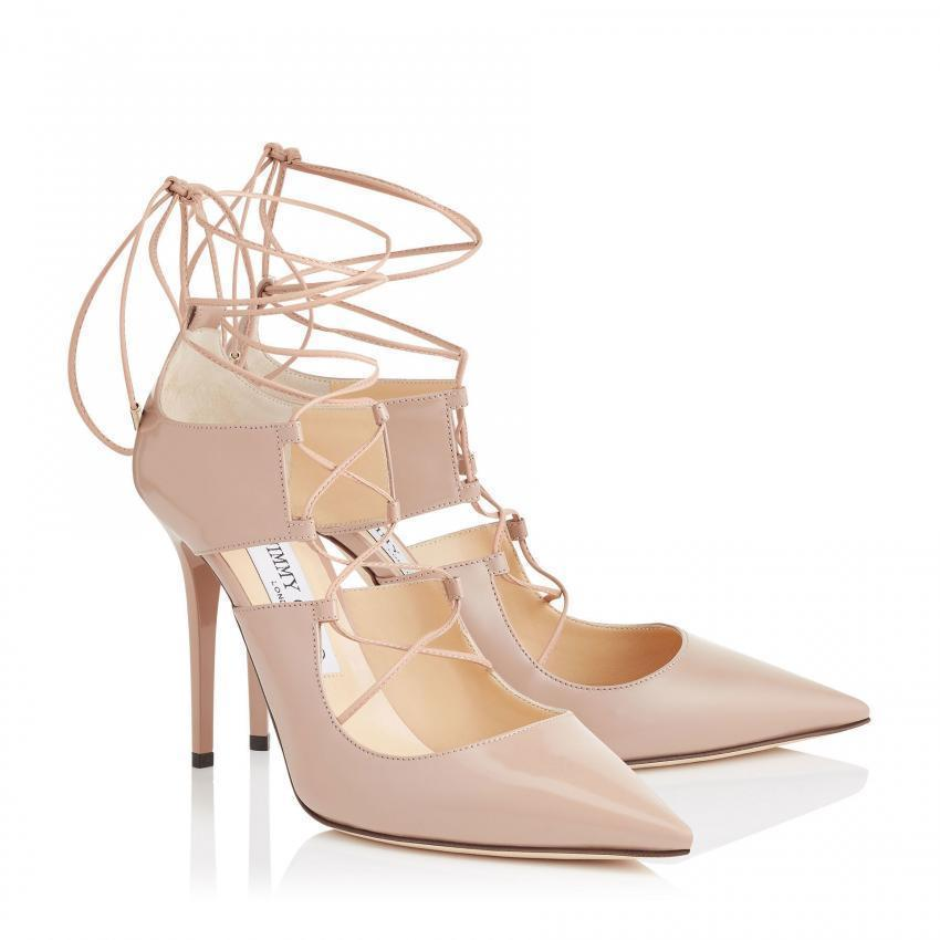 Jimmy Choo's ballet inspired shoe collection