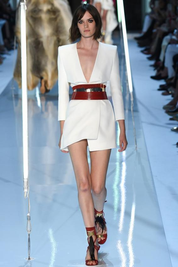 Alexandre Vauthier couture collection