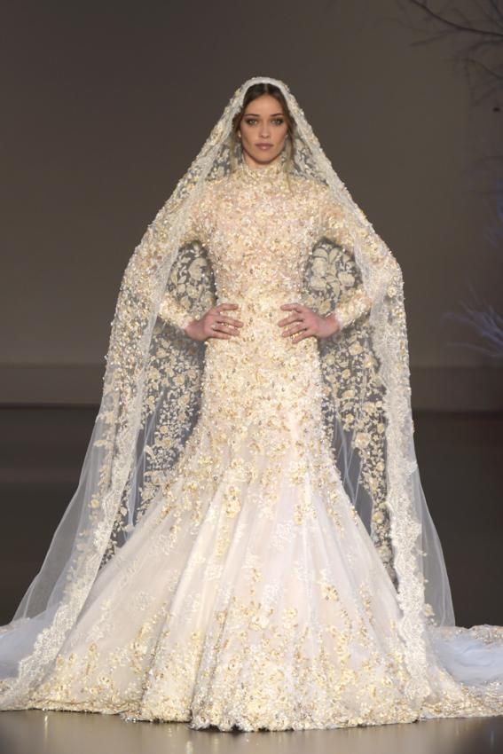 Ralph & Russo Couture  Fall-Winter 2015 Paris