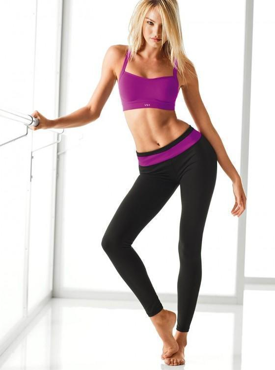 Fashionable sportswear for women