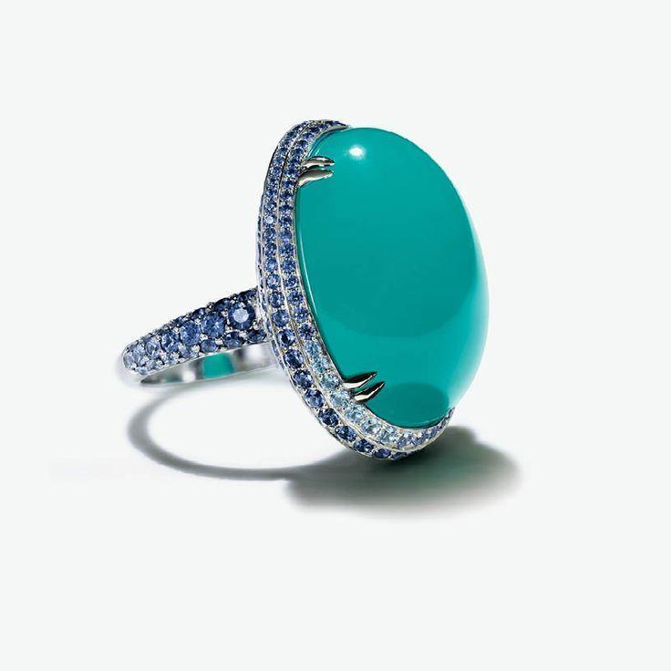 Tiffany 2015 Blue Book Collection:The Art of the Sea