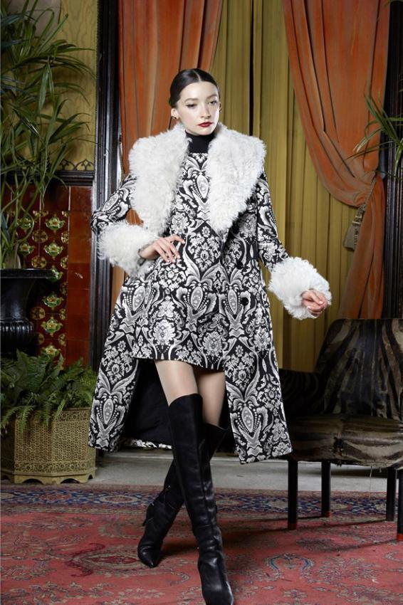 Alice + Olivia. Amazing collection for cold season