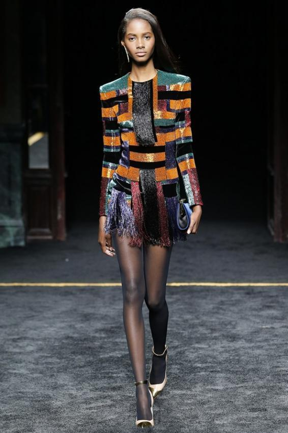 Perfection from Balmain. Women's collection
