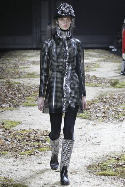 Headwear trends for coming season.
