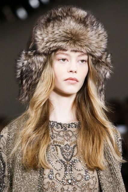 Headwear trends for coming season.