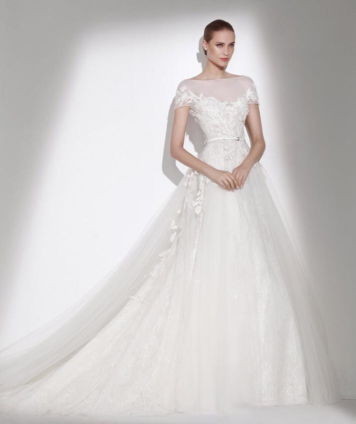 Extravaganza of beauty and style. Couture wedding dresses