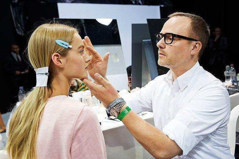 Make up for the Dior by Peter Philips