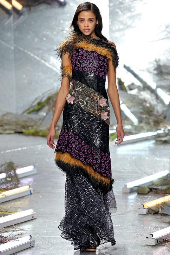 Magically beautiful ready-to-wear collection from Rodarte