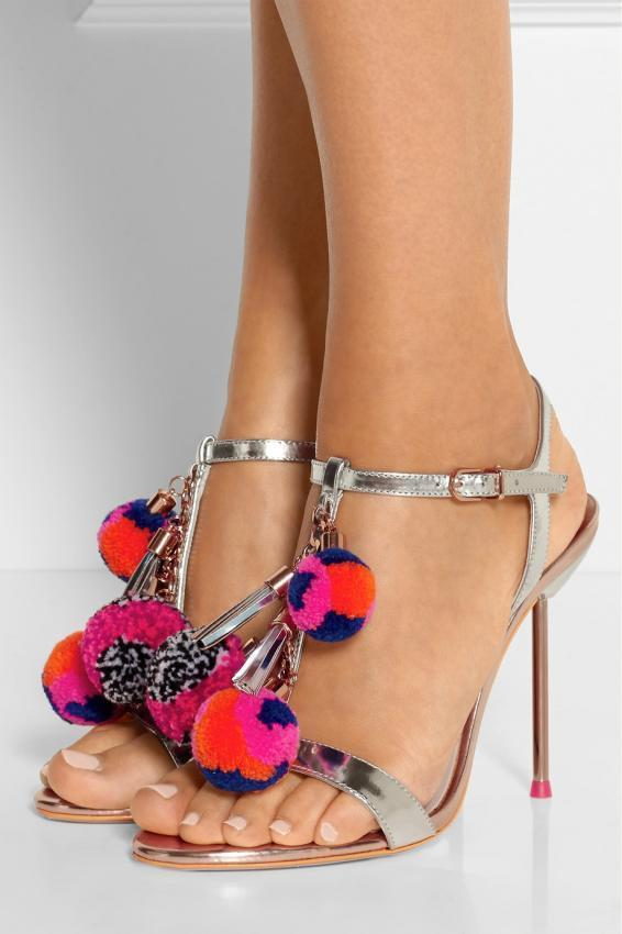 Sophia Webster. The pretty shoes