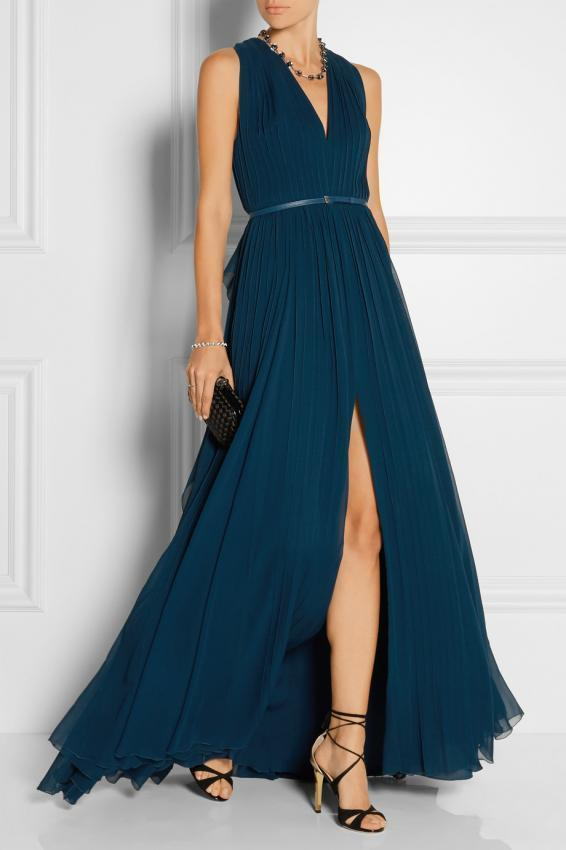 Going to an evening party. Gown or cocktail dress?