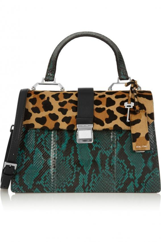 Female weaknesses. Choosing the best fashion bag.