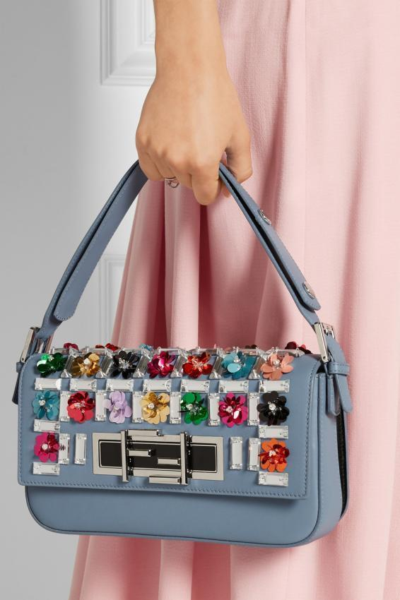 Fendi's bags. A piece of perfection.