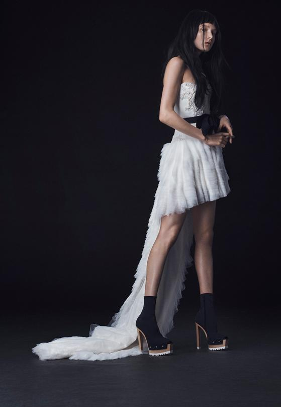 Vera Wang. Gorgeous collection of bridal dresses.