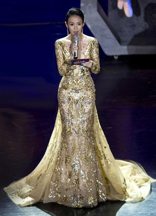 Celebrities choose Zuhair Murad for Red Carpet events