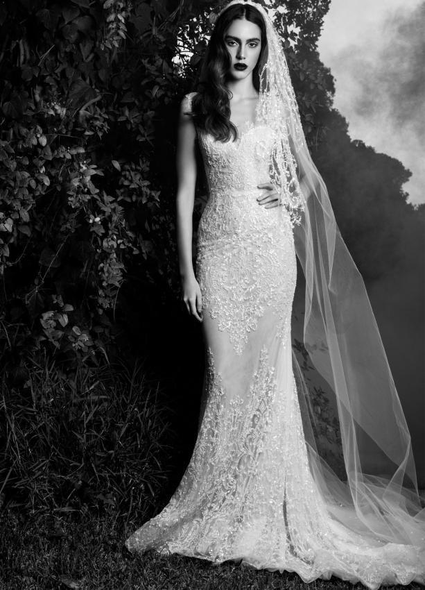 Zuhair Murad. Enjoying incredible wedding dresses