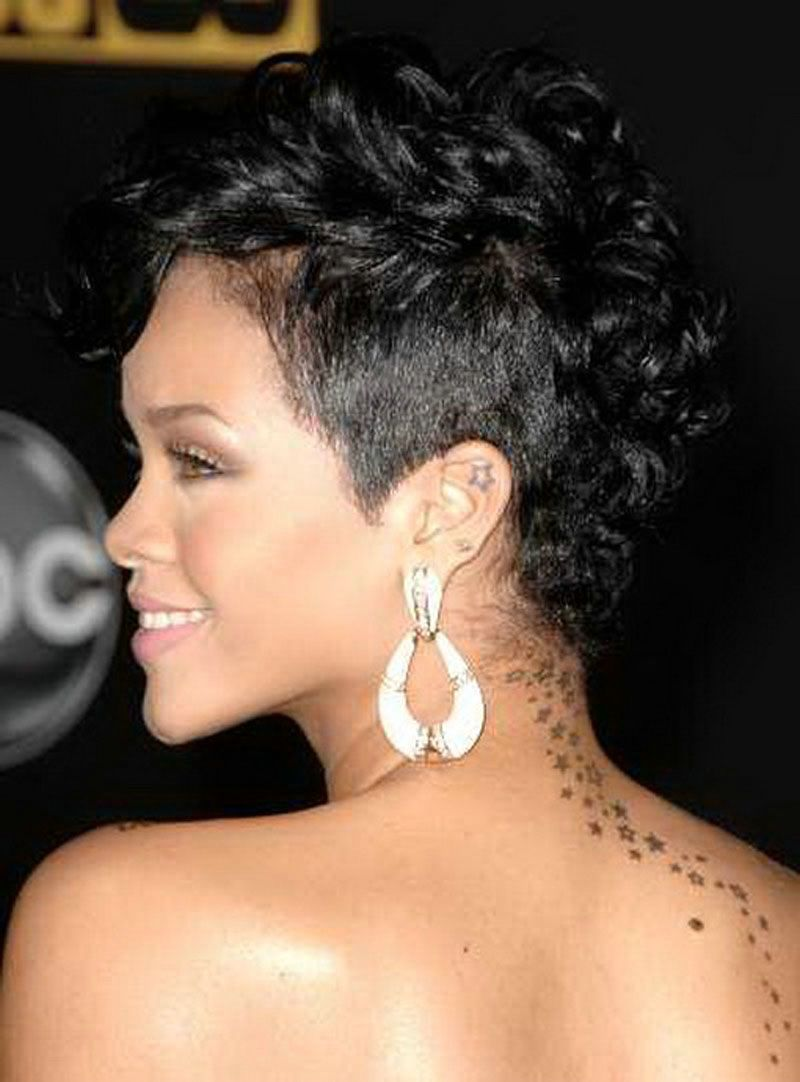 Rihanna & Jacquie Aiche Temporary tattoos