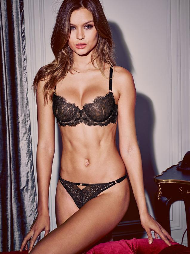 Victoria's Secret lingerie. The Very Sexy Flirt