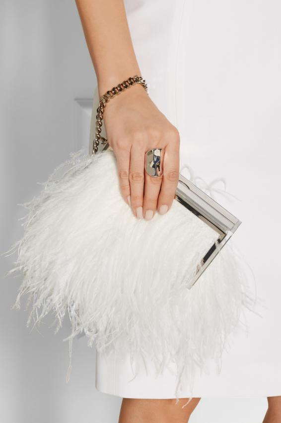 Finish your Christmas outfit with couture accessories