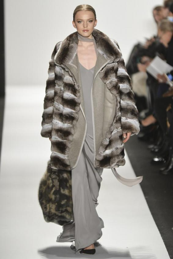 Female weakness - fur coats. Famous brands make us happy.