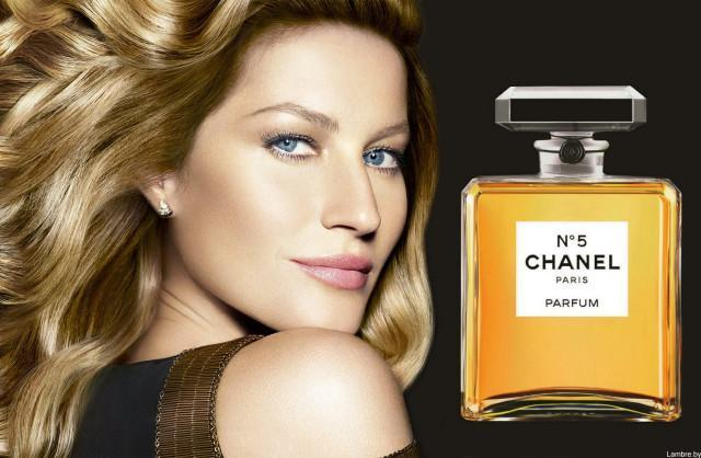 Top fashion brands represent - new fragrances for new you.