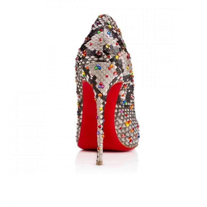 Female weaknesses. Christian Louboutin Collection Spring/Summer