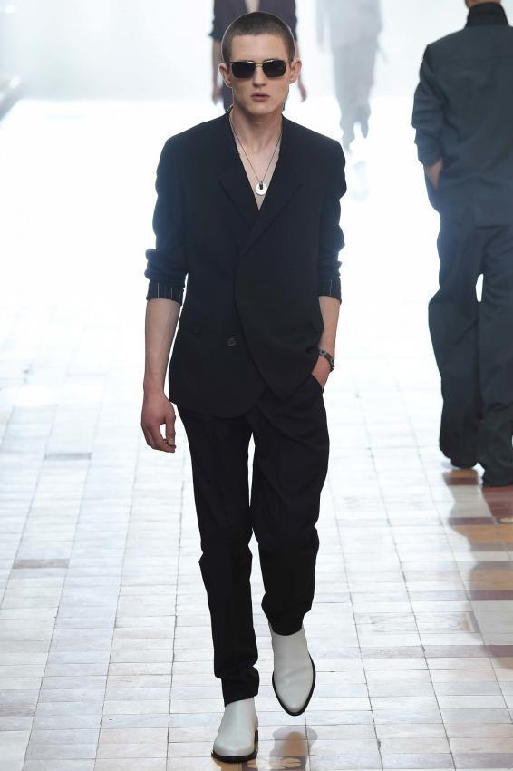 Lanvin Menswear S/S 2016