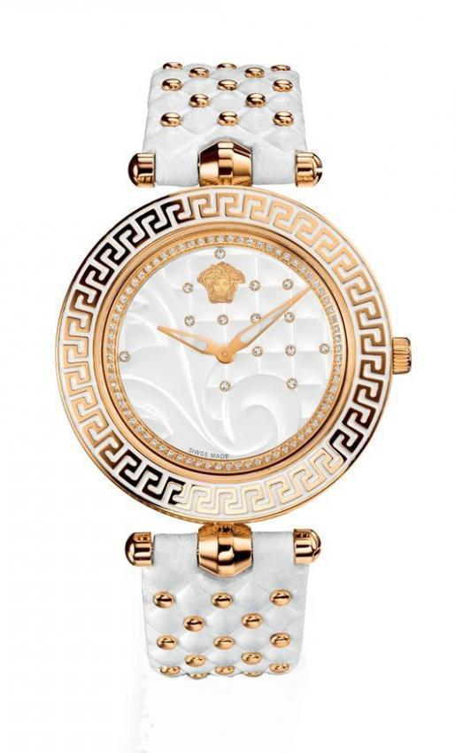 Expensive toys. Versace watches. Luxurious and glamorous