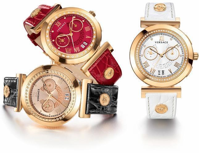 Versace Watches Luxurious and Glamorous