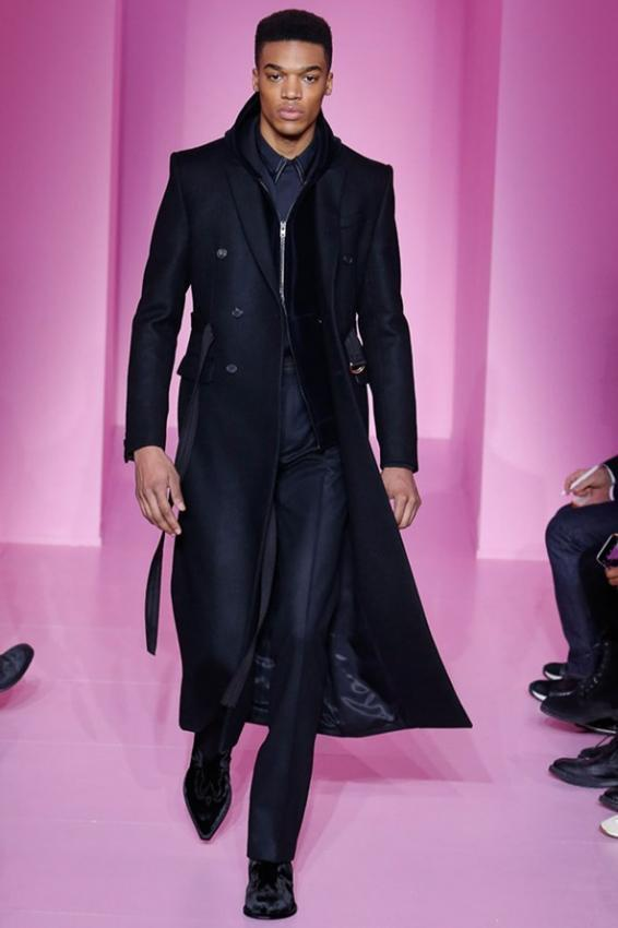 Givenchy menswear stylish and dapper for Autumn/Winter