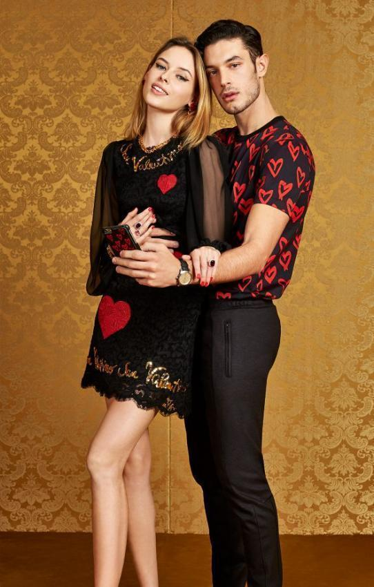 Dolce&Gabbana San Valentino Most Romantic Day of the Year