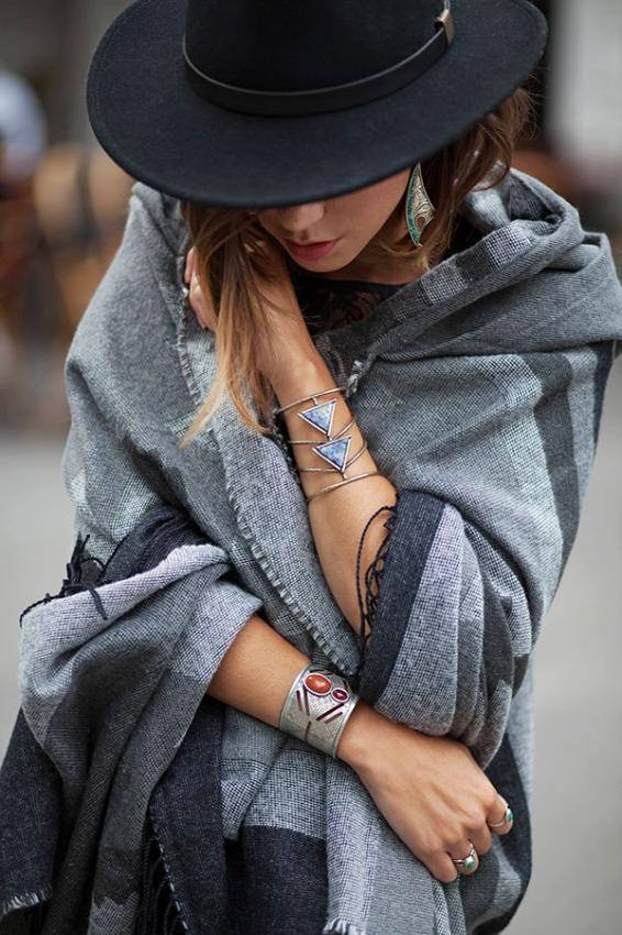 Winter Fashion Outfits For 2016 NYFW Street Style