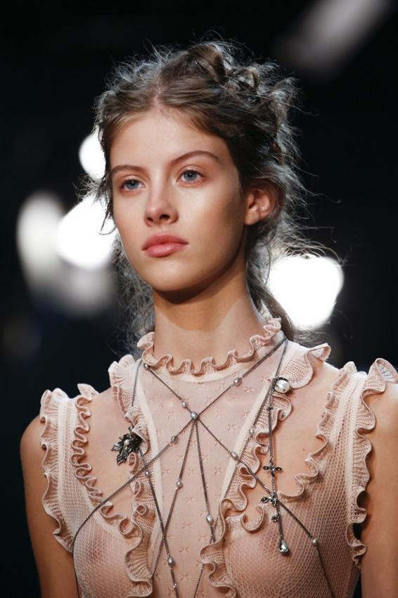Decorate the spring look. Women's Jewelry fashion trends.
