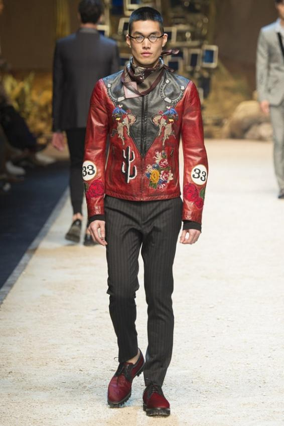 Wild West meets pop culture. Dolce&Gabbana Sicilian Western