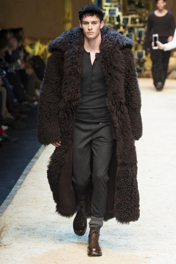 Dolce & Gabbana Menswear Fall/Winter 2016-2017 Sicilian Western
