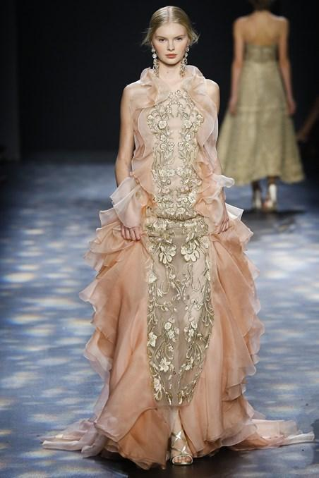Marchesa Fall/Winter 2016-2017 All the Women are Queens