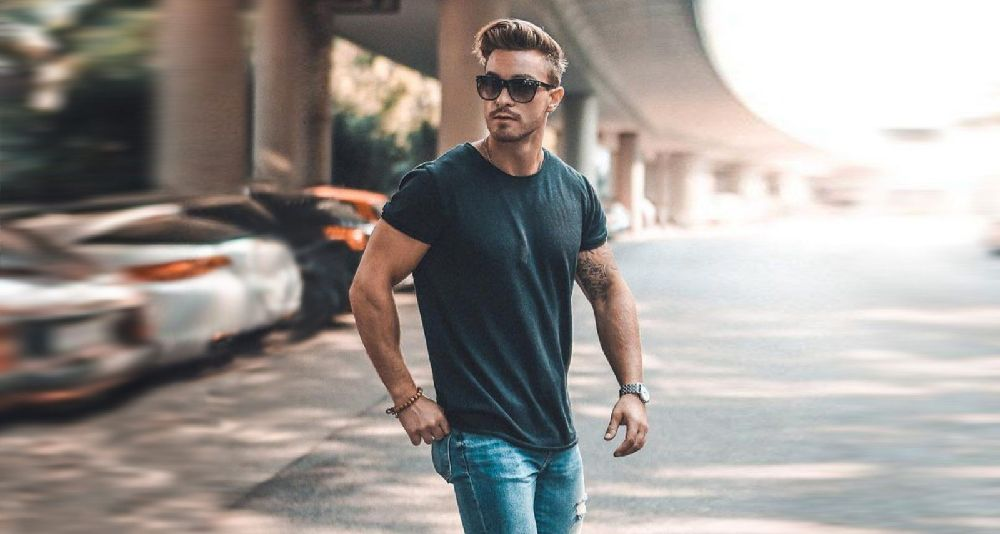 Men's urban fashion trends. Best street styles
