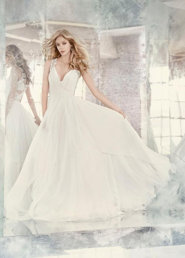 Hayley Paige Bridal Collection Wedding Dresses Spring 2016