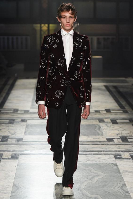 Men's Suit Trends For 2016