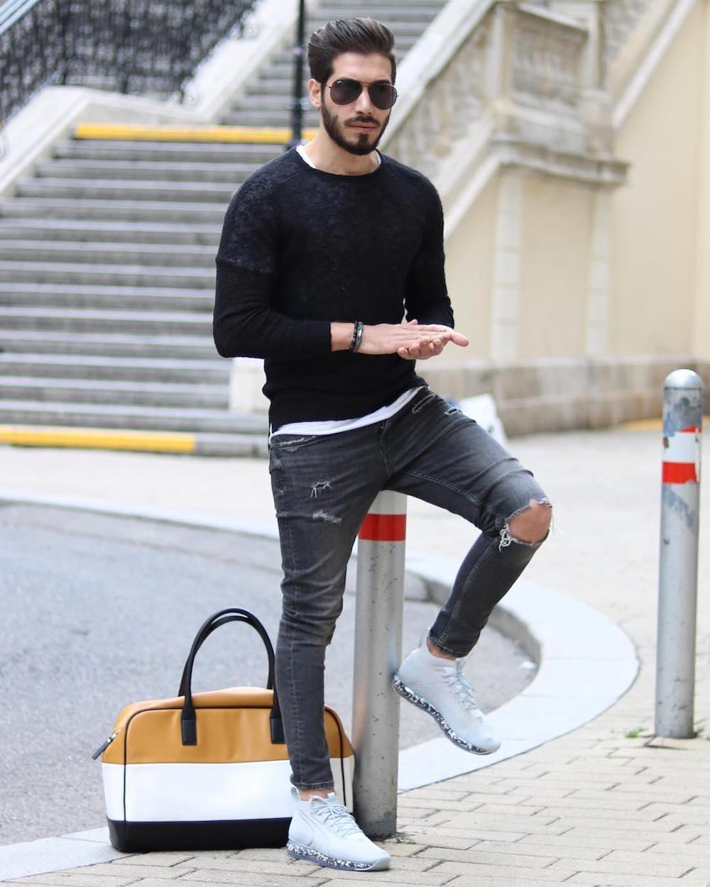 The Best Men's Jeans Trends Spring-Summer 2016