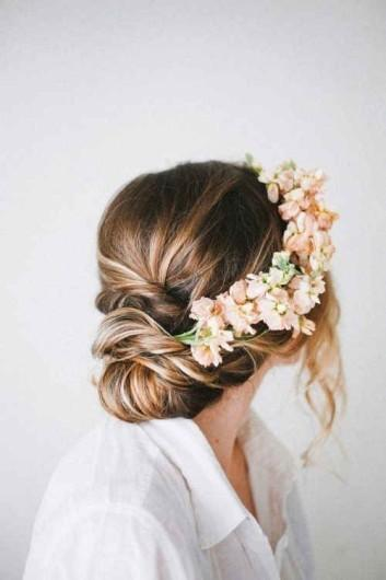 Beautiful Bridal Hairstyles for Summer 2016